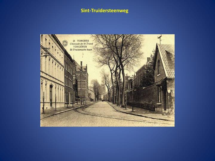 Sint-Truidersteenweg