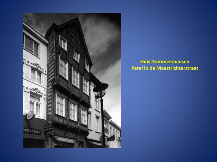 Huis Dommershausen