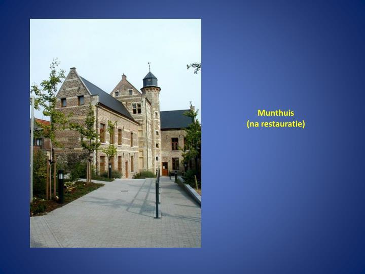 Munthuis