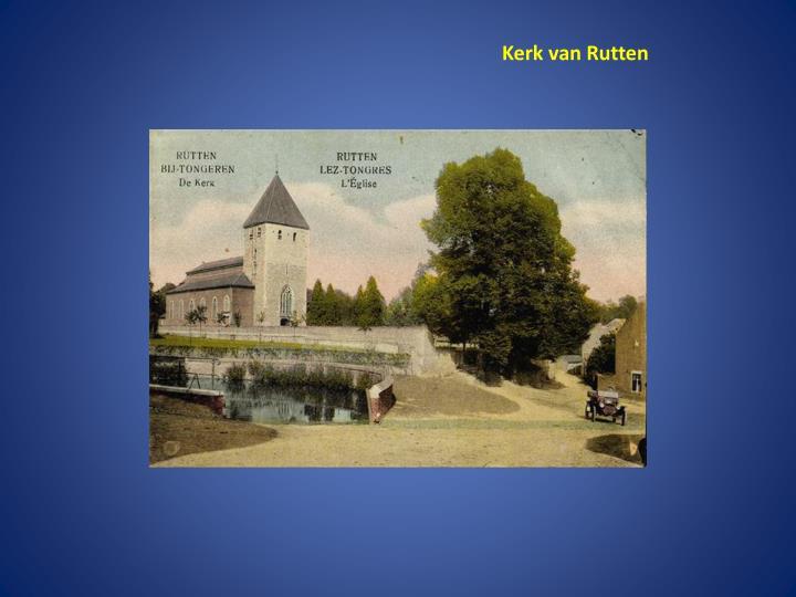 Kerk van Rutten