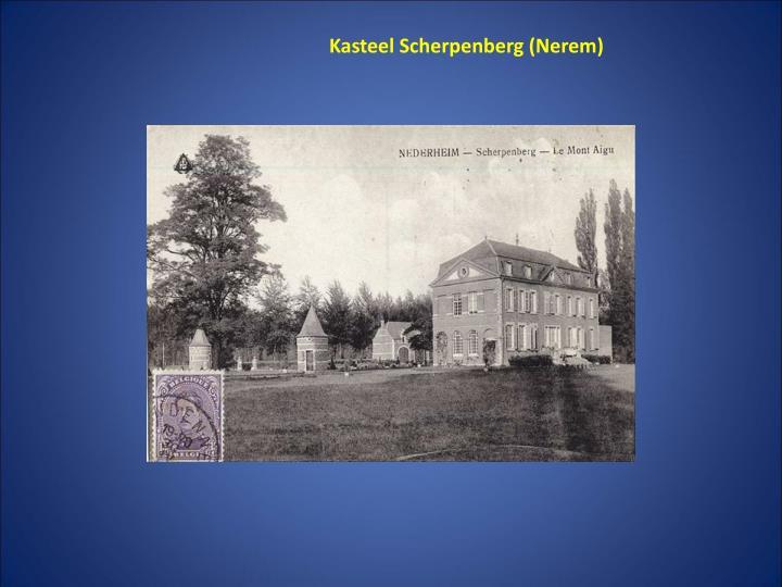 Kasteel Scherpenberg (Nerem)