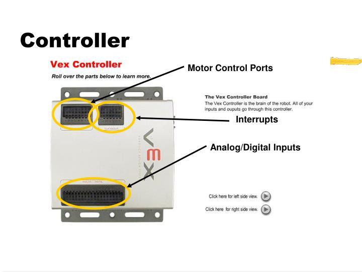 Motor Control Ports