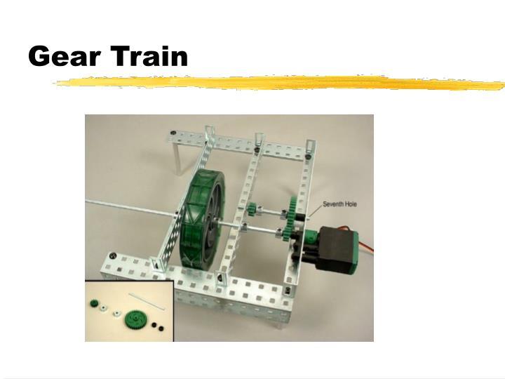 Gear Train
