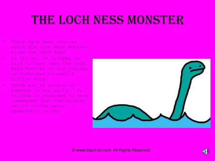 The loch ness monster1