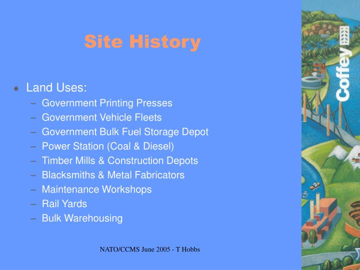 Site History