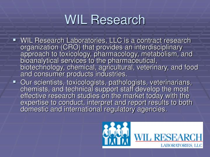 WIL Research