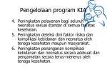 pengelolaan program kia1
