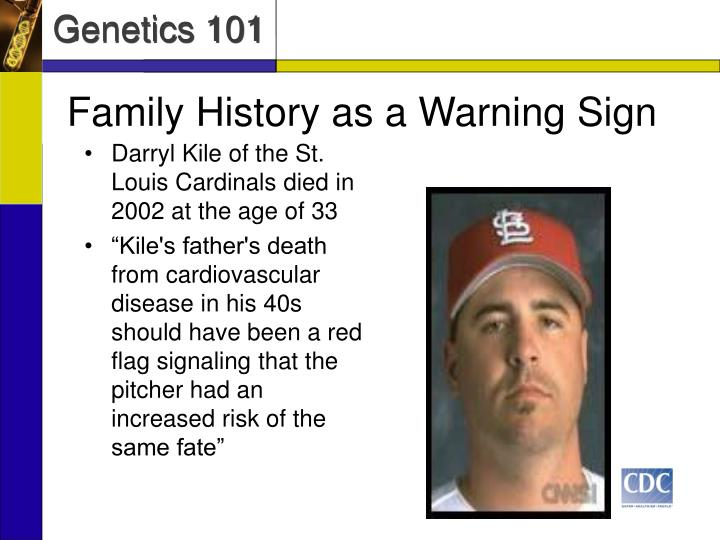 Darryl Kile of the St. Louis Cardinals died in 2002 at the age of 33