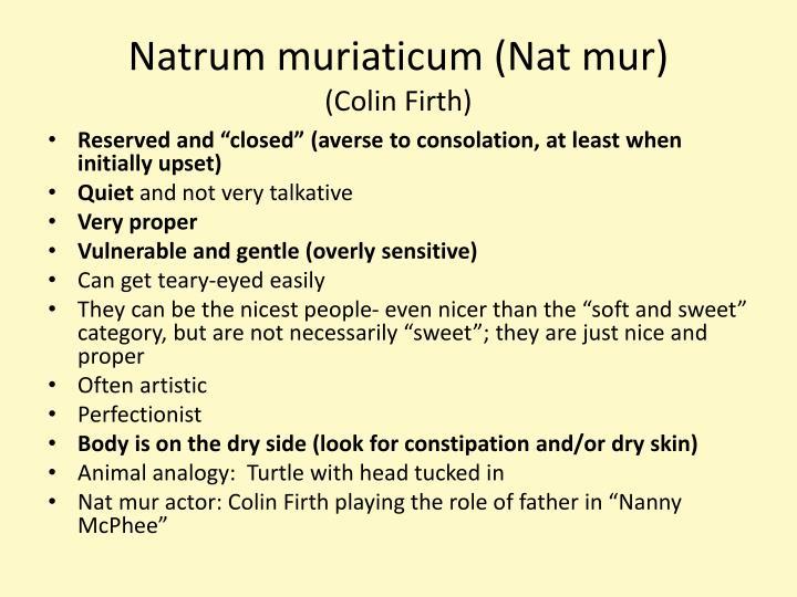 Natrum