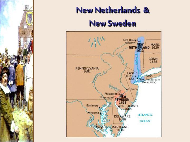 New Netherlands  &