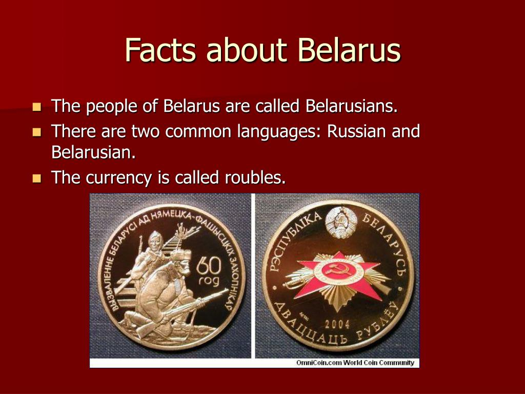 Facts about Belarus