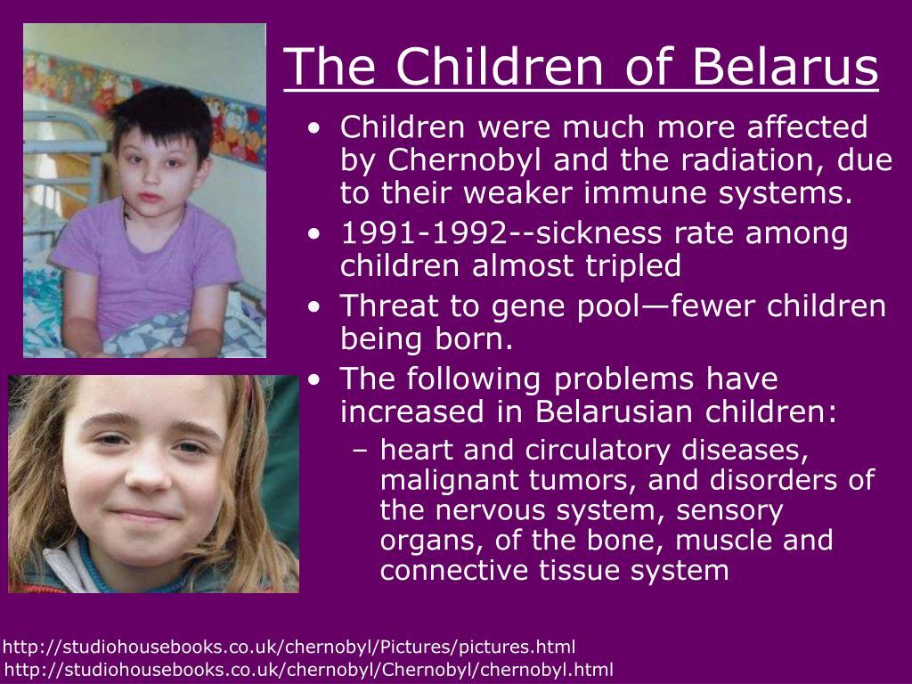 The Children of Belarus