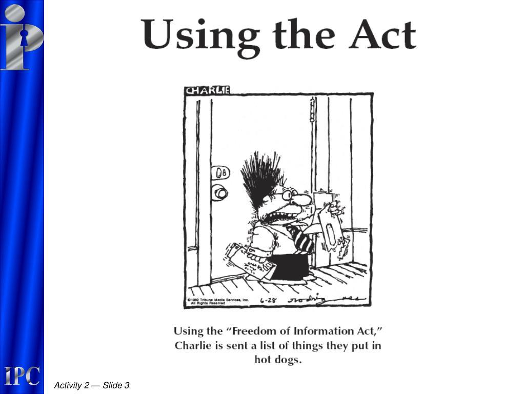 Activity 2 — Slide 3