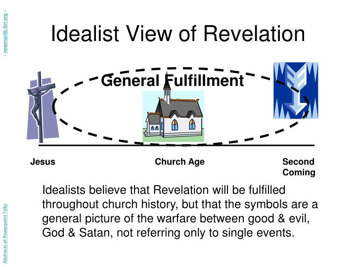 Idealist View of Revelation