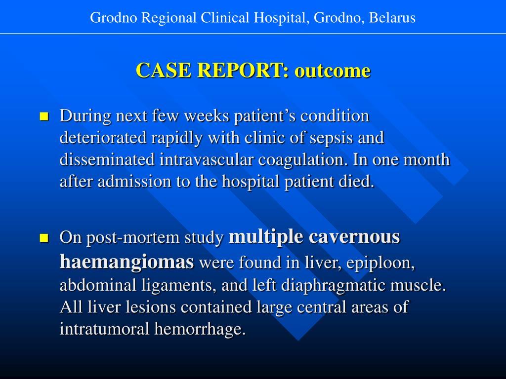 Grodno Regional Clinical Hospital