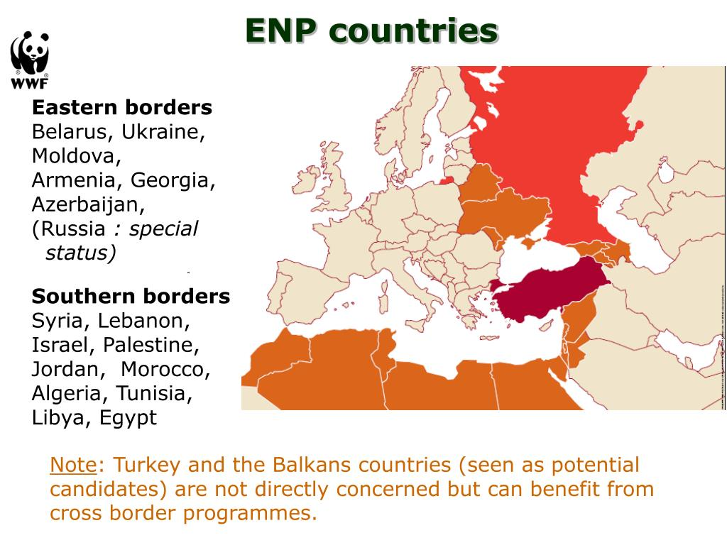 ENP countries