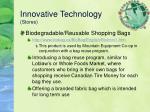 innovative technology stores2
