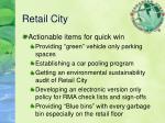 retail city