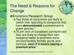the need reasons for change1