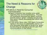 the need reasons for change2