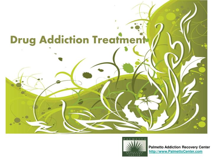 drug rehabilitation ppt