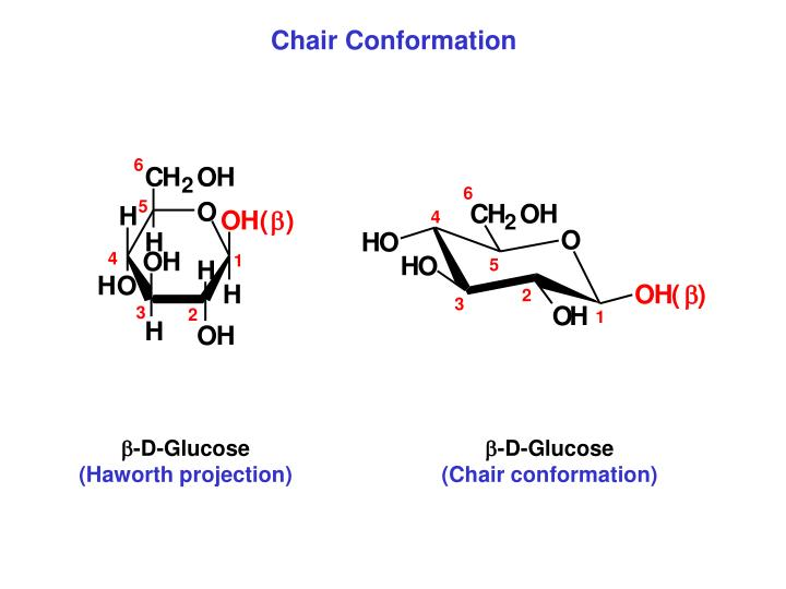 Chair Conformation