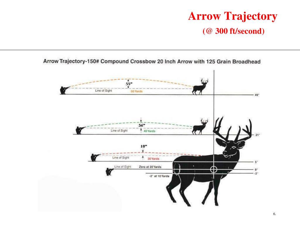 Arrow Trajectory