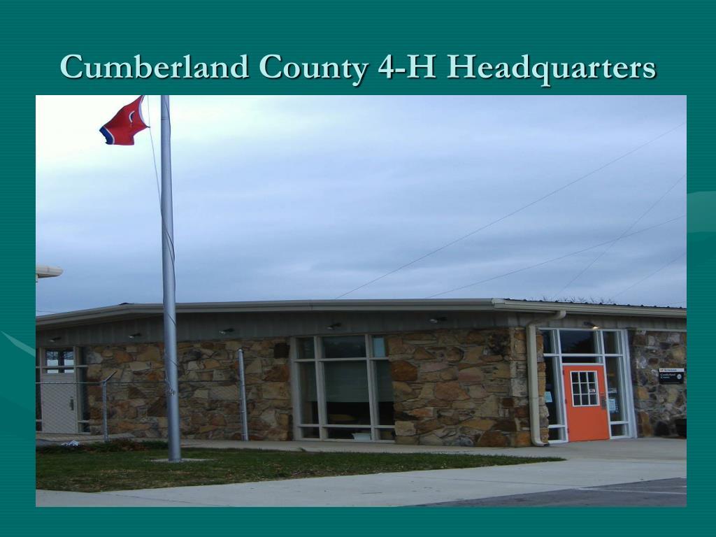 Cumberland County 4-H Headquarters