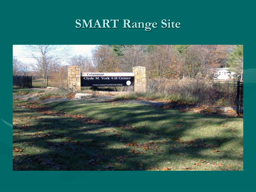 SMART Range Site