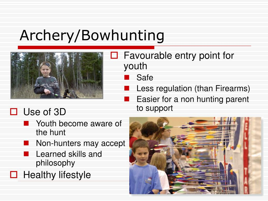 Archery/Bowhunting