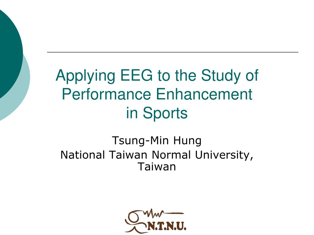 Applying EEG to the Study of Performance Enhancement