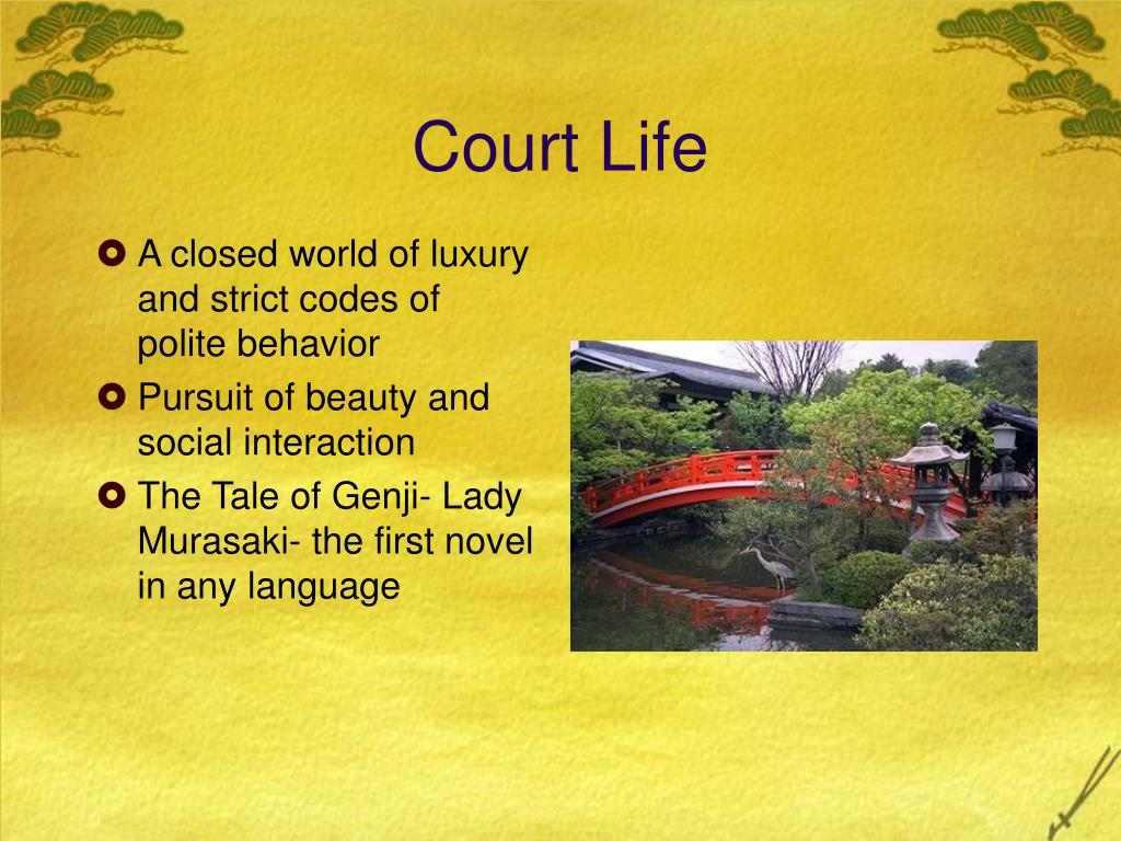 Court Life