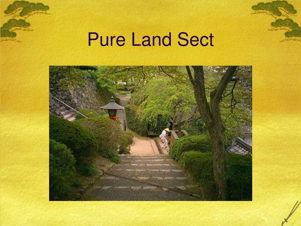 Pure Land Sect