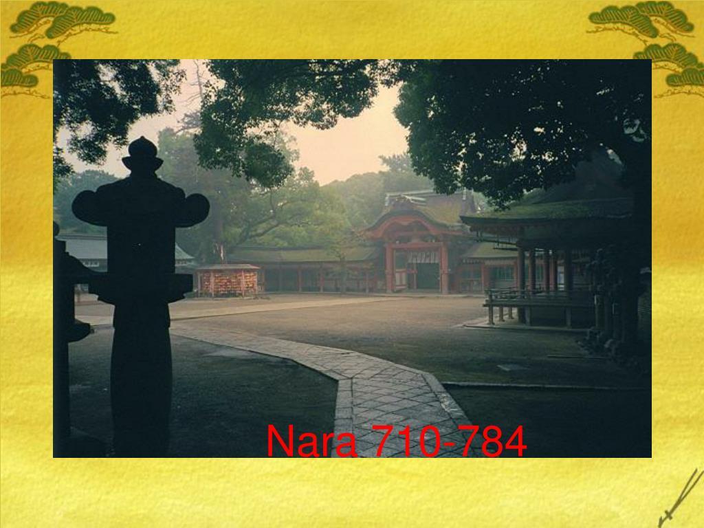 Nara 710-784