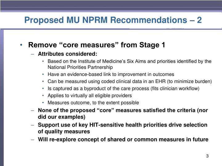 Proposed mu nprm recommendations 2 l.jpg