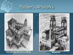 escher s artworks