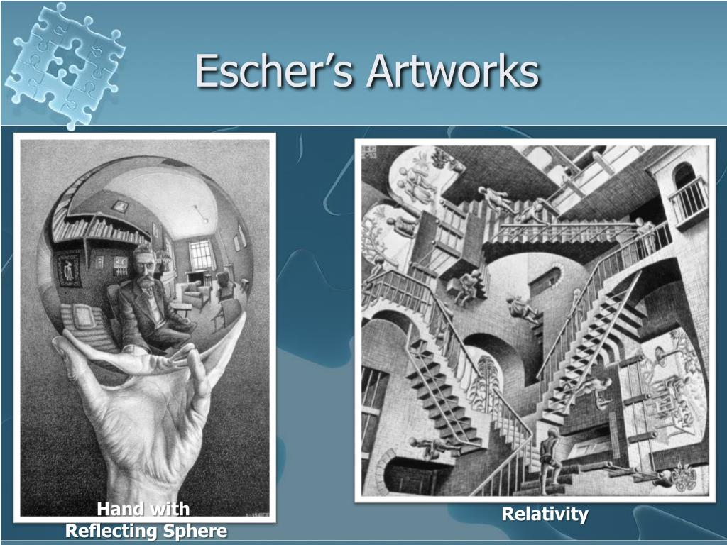 Escher's Artworks