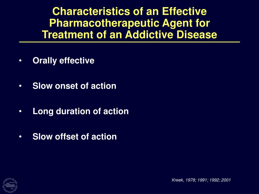 Characteristics of an Effective