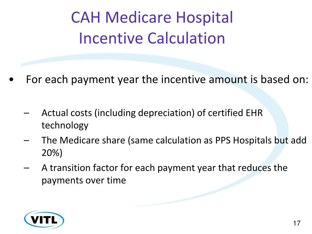 CAH Medicare Hospital