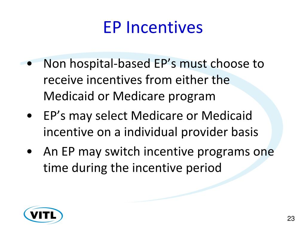 EP Incentives