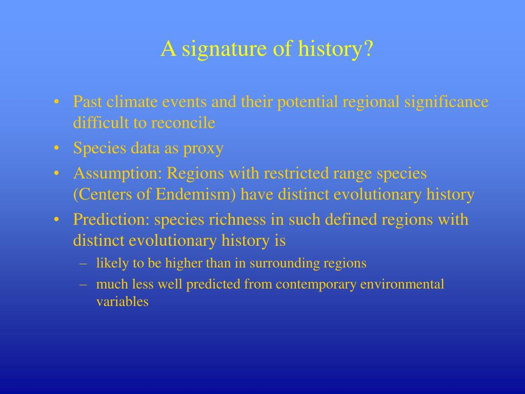 Past climate events and their potential regional significance difficult to reconcile