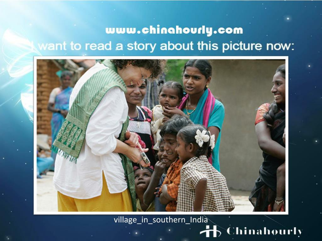 village_in_southern_India