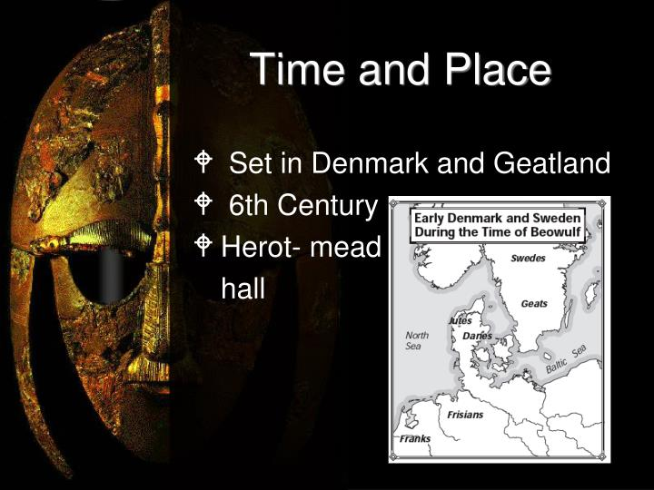 an introduction to the life of king hrothgar of denmark Later in his life, beowulf is himself king of  the funeral leads to the introduction of the hero, beowulf and his  king hrothgar knew of beowulf and.
