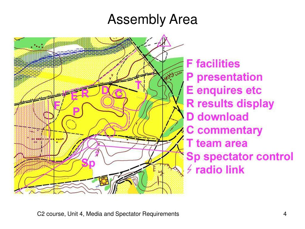 Assembly Area