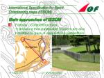 international specification for sprint orienteering maps issom11