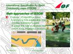 international specification for sprint orienteering maps issom12
