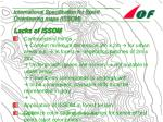 international specification for sprint orienteering maps issom13