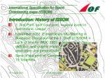 international specification for sprint orienteering maps issom4