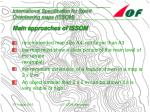 international specification for sprint orienteering maps issom8