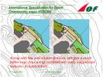 international specification for sprint orienteering maps issom9